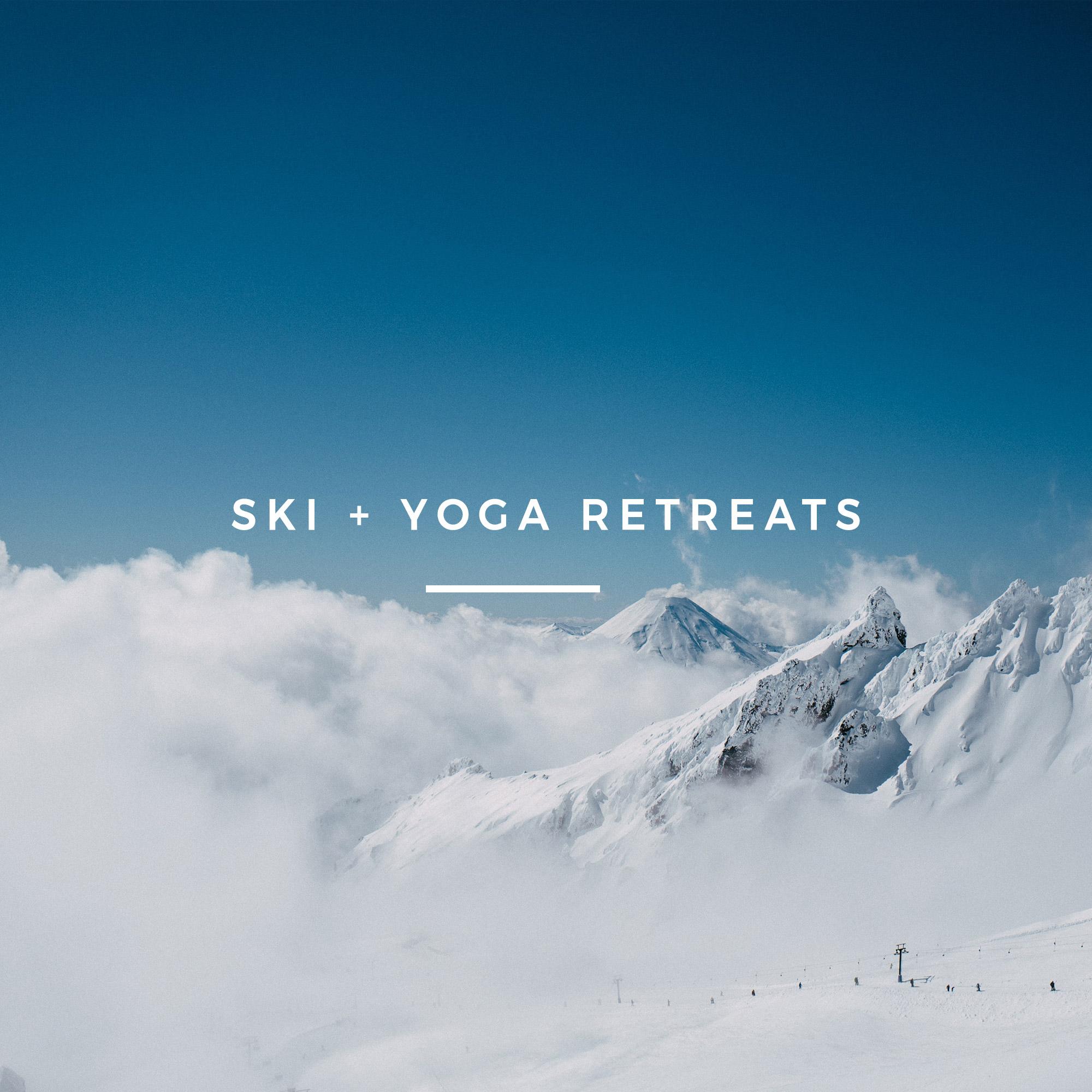Ski and Yoga Retreats